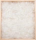 бумага подарка коробки shredded Стоковые Изображения RF