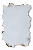 бумага пожара Стоковое Фото
