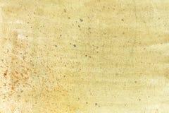 Бумага покрашенная рукой старая Стоковое Изображение