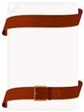 бумага пояса Стоковые Фотографии RF