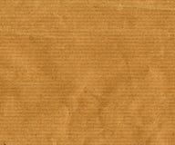 бумага предпосылки коричневая Стоковое Изображение RF