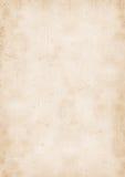 бумага предпосылки старая Стоковая Фотография RF