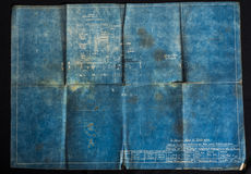 бумага предпосылки старая Стоковое Изображение RF