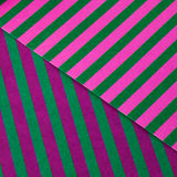 бумага предпосылки striped Стоковые Изображения
