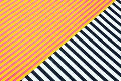 бумага предпосылки striped Стоковые Фото