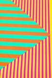 бумага предпосылки striped Стоковая Фотография RF