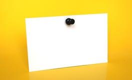 бумага примечания Стоковые Фотографии RF