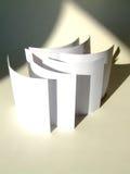 бумага принципиальной схемы Стоковые Изображения RF
