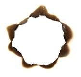 бумага рамки ожога предпосылки стоковая фотография rf