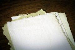 бумага рециркулирует Стоковая Фотография RF