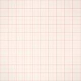 Бумага решетки миллиметра диаграммы безшовная Предпосылка инженерства вектора Стоковое фото RF