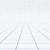 Бумага решетки Стоковая Фотография