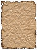 Бумага сбора винограда Стоковое Изображение RF