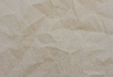 бумага скомканная коричневым цветом Стоковое Фото