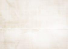 бумага скомканная предпосылкой Стоковые Изображения