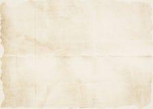 бумага скомканная предпосылкой Стоковое Изображение