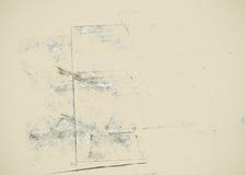 бумага скомканная предпосылкой Стоковая Фотография RF
