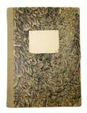 бумага скоросшивателя старая стоковые фото