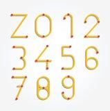 Бумага точки алфавита современная отрезала абстрактный дизайн стиля. Illu вектора Стоковые Изображения RF