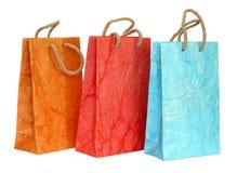 бумага цвета мешков Стоковая Фотография