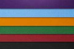 Бумага цвета Стоковые Изображения