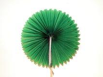 бумага цветка зеленая Стоковые Изображения