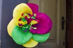 бумага цветка Стоковое Фото