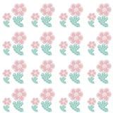 Бумага цветков цифров Стоковое фото RF