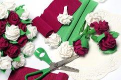 бумага цветков Стоковое Фото