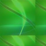 Бумага цифров зеленая абстрактная Стоковые Фото