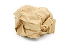 бумага шарика Стоковые Фото