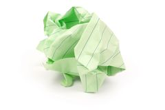 бумага шарика Стоковая Фотография
