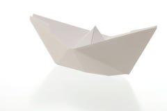 бумага шлюпки Стоковое Фото