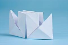 бумага шлюпки Стоковое Изображение RF