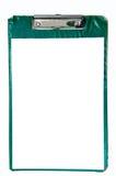 бумага clipboard Стоковые Изображения RF