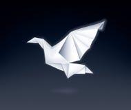 бумага dove Стоковые Изображения