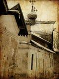 бумага grunge города старая Стоковая Фотография