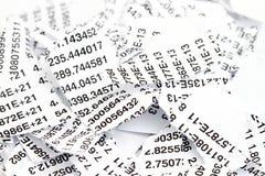 бумага shredded Стоковые Фотографии RF