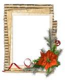 бумаги рамки рождества Стоковое Фото