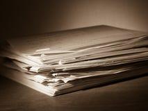 бумаги Стоковые Фотографии RF