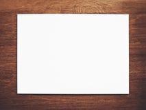 бумажная белая древесина стоковая фотография