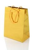 Бумажная изолированная сумка Стоковая Фотография