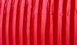 бумажная красная текстура Стоковая Фотография