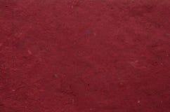 бумажная красная текстура Стоковая Фотография RF