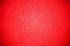 бумажная красная текстура Стоковое Изображение