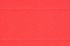 бумажная красная текстура Стоковые Фото