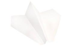 бумажная плоскость Стоковое Изображение RF