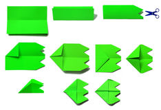 бумажная плоскость 12 Стоковое Изображение RF