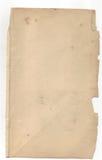 бумажная равнина Стоковые Фото
