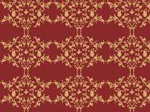 бумажная стена сбора винограда иллюстрация штока